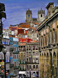 Porto, Old Town