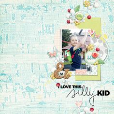 The most recent digital layouts added to our gallery!, DigiShopTalk - The Hub of the Digital Scrapbooking Community