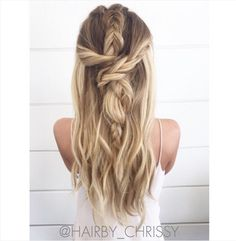 Wedding Day Hairstyle Inspiration - Bangstyle