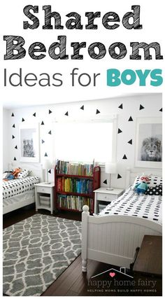 91 best boys shared bedroom ideas images in 2019 shared bedrooms rh pinterest com