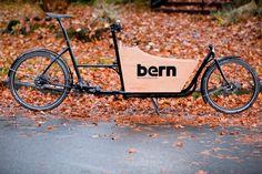 Beautiful Bicycle: Billy's Metrofiets Cargo Bike