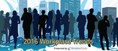 Flexwork enters the building (finaly)? in 2016 -- 10 Workplace Trends We'll See in 2016 - Dan Schwabel