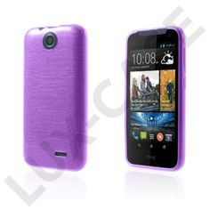 Bremer (Purple) HTC Desire 310 Cover Apple Watch, Hot Pink, Champagne, Purple, Cover, Pink, Purple Stuff
