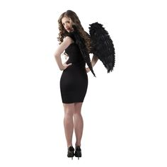 Maxi ailes noires