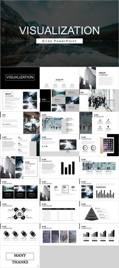 This is a great PowerPoint template made specifically for making annual report presentations. Ppt Design, Keynote Design, Powerpoint Templates Download, Template Web, Business Powerpoint Templates, Slide Design, Powerpoint Presentation Templates, Keynote Template, Infographic Powerpoint