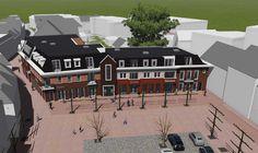 GROZA Rabobank Lochem krijgt nieuw leven als appartementencomplex http://www.groza.nl www.groza.nl, GROZA