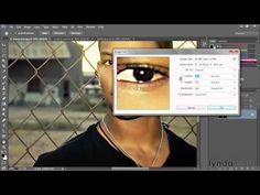 ▶ Photoshop tutorial: Intelligent upsampling with Preserve Details | lynda.com - YouTube