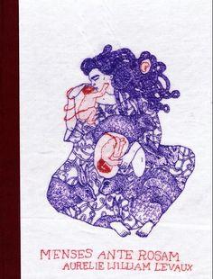Menses ante rosam : Une BD de Aurélie William Levaux chez La Cinquième Couche - 2008