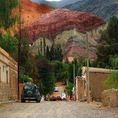 Jujuy (taken from… Places Around The World, Oh The Places You'll Go, Places To Travel, Places To Visit, Around The Worlds, San Salvador, Beautiful World, Beautiful Places, Peru