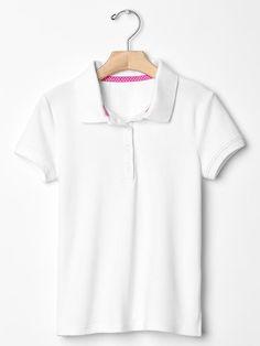 5 Pack Enfants/'S Polyester//Coton Polo Chemises Casual School Uniforms Schoolwear