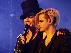 Adam Lambert & Tommy Joe Ratliff   Tokyo, Japan
