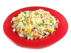 Receta de ensalada de arroz tres delicias | EROSKI CONSUMER