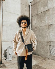 Kimono sweater - MENSWEAR
