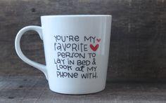 Funny Mug Valentine's Day Mug Coffee Mug by MorningSunshineShop