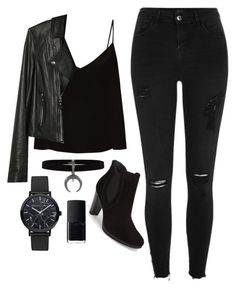 River island, paul green, paige denim, christian paul and nars cosmetics al Bad Girl Outfits, Komplette Outfits, Teen Fashion Outfits, Cute Casual Outfits, Stylish Outfits, Fall Outfits, Mode Pastel, Mode Rockabilly, Vetement Fashion