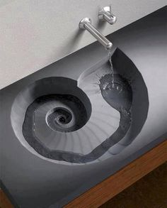 What a cool sink