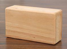 Wood yoga block--Best eco friendly yoga props for yoga & pilates exercises