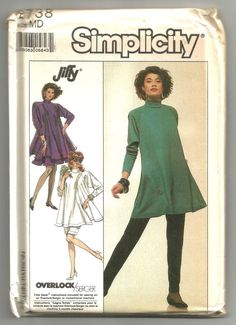 Check out this item in my Etsy shop https://www.etsy.com/listing/270030547/uncut-8738-simplicity-sewing-pattern