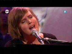 ▶ Hannelore Bedert - Met uw ogen toe (Kunststof TV 12-10-2008) - YouTube