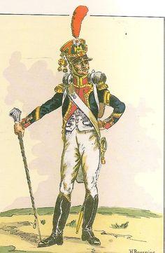 FRANCE - 18th Line Infantry, Master Drummer, 1809