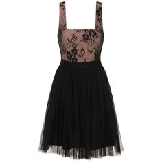 **Little Mistress Black lace mini dress (305 BRL) ❤ liked on Polyvore featuring dresses, black, short dresses, short lace dress, lacy dress, little mistress dresses and lace mini dress