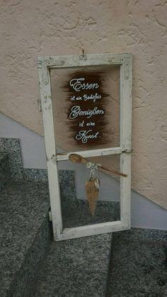 ♡Fenster alt Shabby Chic Deko antik Sprossenfenster in Bayern - Zachenberg…