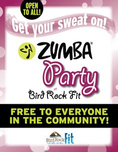 Image from http://www.birdrockfit.com/wp-content/uploads/ZumbaParty_Flyer-generic-01.png.