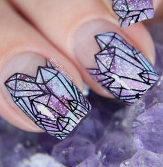 15 Beautiful Nail Designs: Must Try!! #Beauty #Musely #Tip