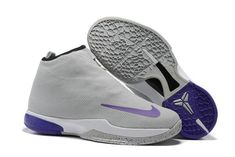 Nike Kobe Icon Buy Nike Zoom Kobe Icon Cool Grey Purple