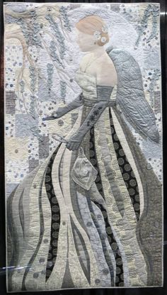 Cathy Geier's Quilty Art Blog: More Quilts from the IQF show in Chicago