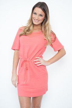 Sam Faiers - Minnies Boutique - Agyb Coral Short Dress
