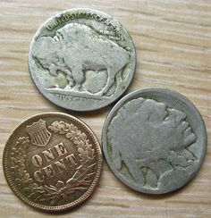No Date Buffalo Nickels - why are some buffalo nickels dateless anyway? Here's the answer. #coins