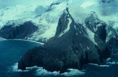 Bouvet Island, Norway - Uninhabited volcanic island is the most remote in the world