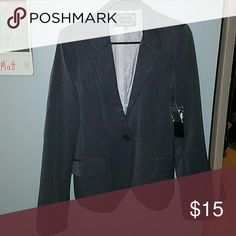 Blazer This item has one button on the front. Ambiance Apparel Other
