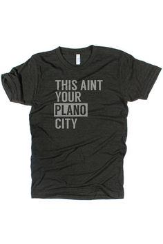 This Ain't Your Plano City. Represent Plano, Texas. #bullzerk