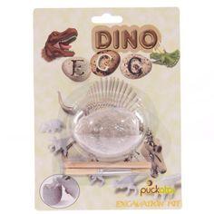 DIG17 - Kit dell'Archeologo Dinosauro Fosforescente | Puckator IT #partybag #kid #idee #compleanno #bambino