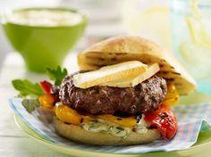 Hamburger façon raclette, facile et pas cher