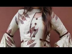 latest collar neck design gala design for kurti, neck design, stylish and trendy collar neck d Chudidhar Neck Designs, Neck Designs For Suits, Neckline Designs, Dress Neck Designs, Collar Designs, Blouse Designs, Collar Kurti Design, Kurti Sleeves Design, Sleeves Designs For Dresses