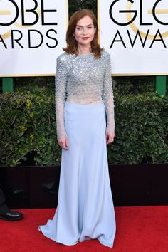How French Women Get Dressed for the Oscars According to Isabelle Huppert and Her Stylist