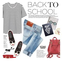 """Back to school outfit"" by purpleagony ❤ liked on Polyvore featuring ACHT, Zimmermann, Alice + Olivia, BackToSchool, newshoes and yoins"