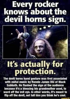Ronnie James Dio - Rest in Peace you awesome motherf%^&er Papa Roach, Heavy Metal Music, Heavy Metal Bands, Heavy Metal Funny, Metal Music Funny, Metal Music Bands, Garth Brooks, The Adicts, Metal Meme
