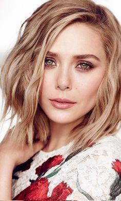 Stunning, Gorgeous look, Elizabeth Olsen, 480x800 wallpaper