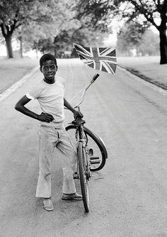 Vanley Burke - Winford Fagan, Birmingham, 1970