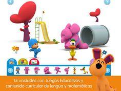 app POCOYO Playset Juega y Aprende