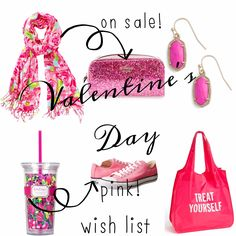 with style & grace: v-day wish list
