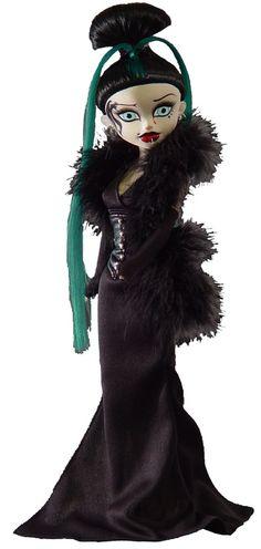 Energetic Begoths Series 4 Joni Rotten Dolls