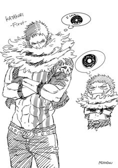 Charlotte Katakuri, One Piece One Piece Anime, One Piece Comic, One Piece Fanart, One Piece Big Mom, One Piece Funny, One Piece World, Manga Anime, Anime Guys, Anime Art