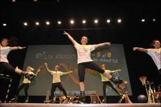 sports and leisure national convention located in Costa Blanca with Kangoo Jumps