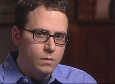"This May 7, 2003 file video frame grab released by CBS' ""60 Minutes"" shows Stephen Glass, former writer for The New Republic in New York. (Credit: AP)"