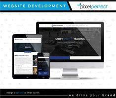 Fitness Design, Electronics, Website, Consumer Electronics